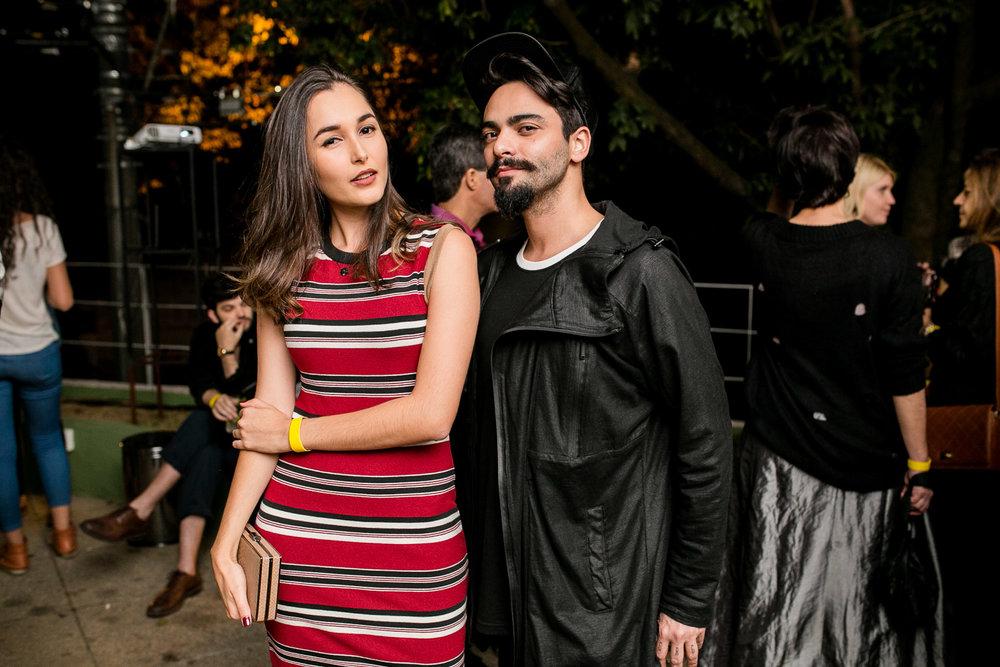 Brenda Marcelino e Leopoldo Gurgel - Foto:Barbara Dutra