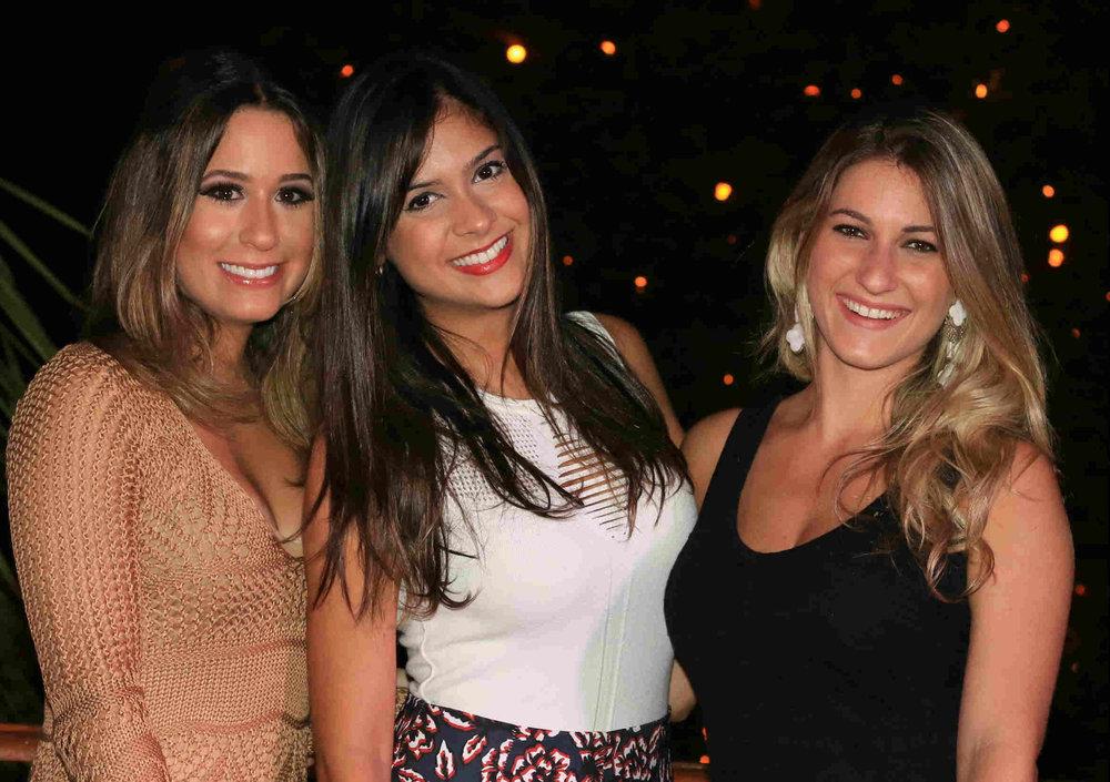 Graziela Germana e Bruna Magalhães - Foto:In Voga