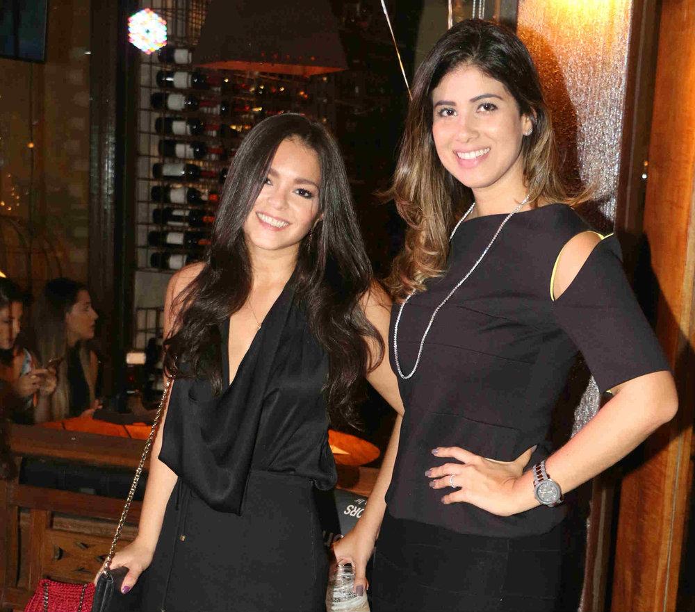 Larissa Ximenes e Lili Monteiro - Foto:In Voga
