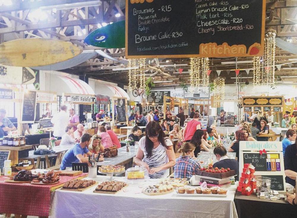 Blue Bird Garage Food and Goods Market - Foto: reprodução/Instagram