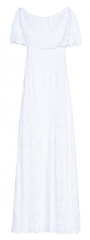 Vestido Longo Babado, R$ 259,90