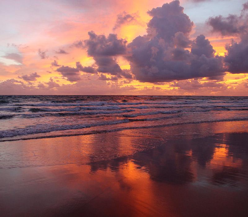 Vista na Península do Maraú - Foto: divulgação