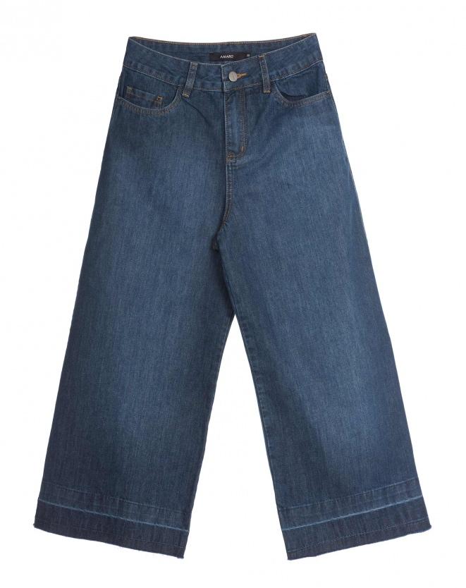 Calça Pantacourt Jeans, R$ 179,90