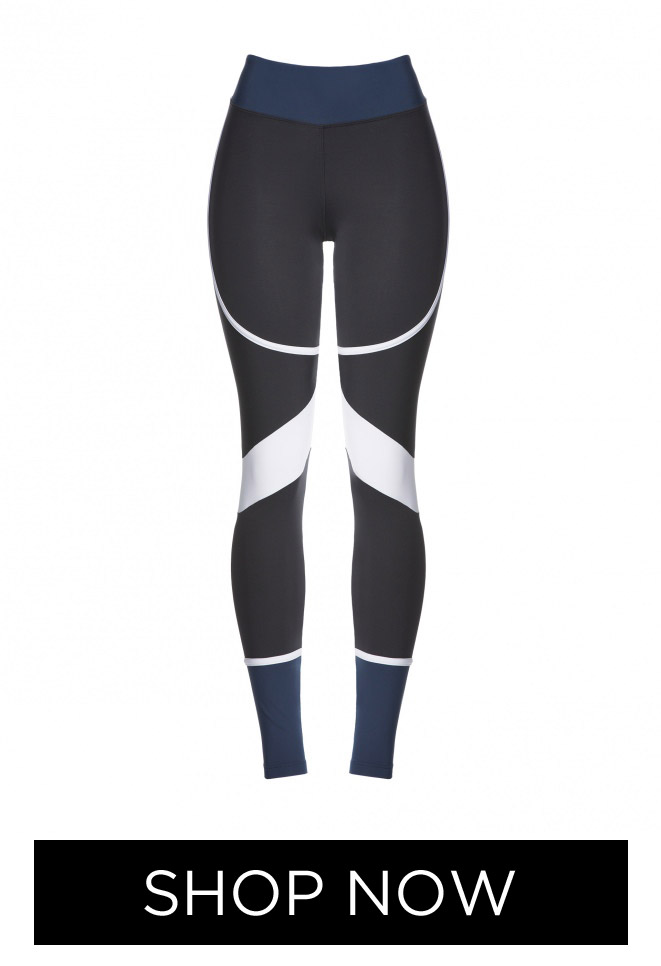 Legging Cuts Futuristic, R$ 129,90