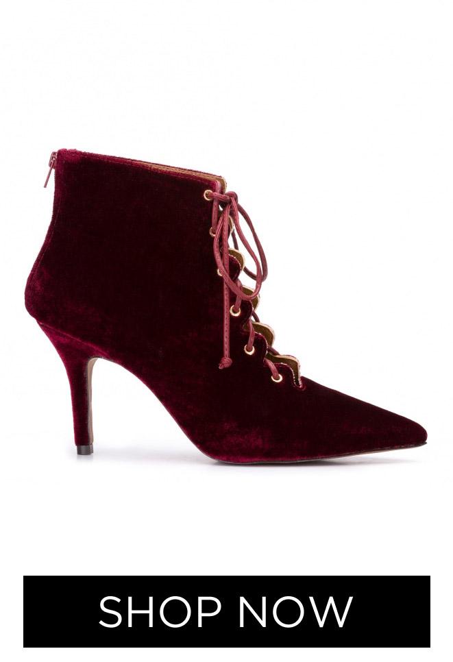 Ankle boot Amarração, R$ 289,90