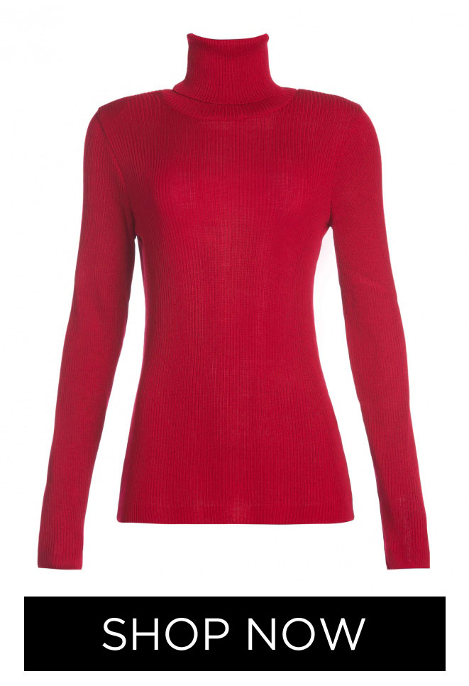 Blusa Turtleneck, R$ 149,90
