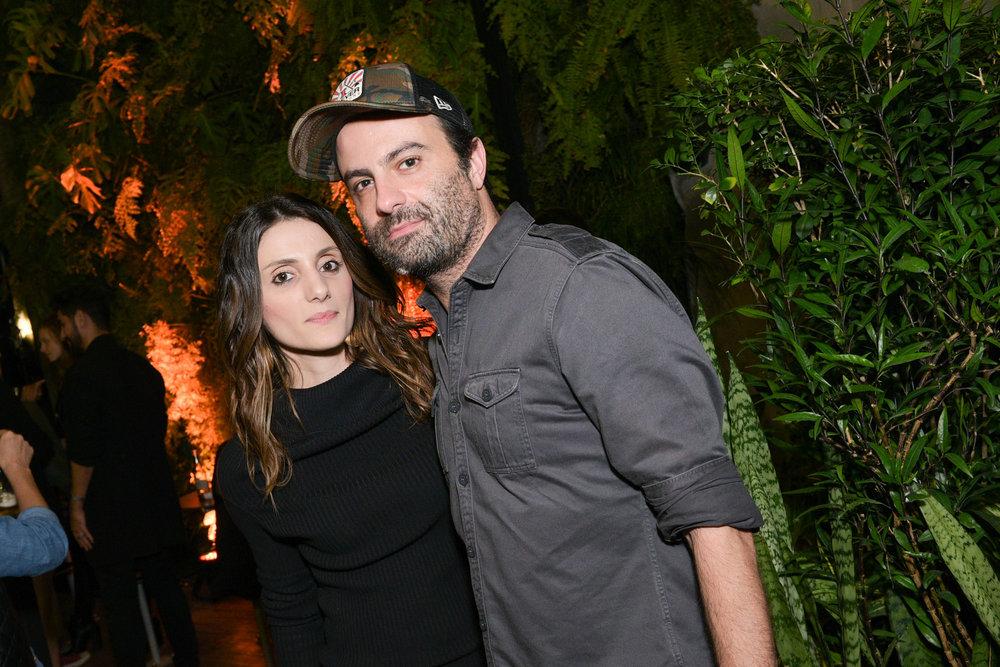 Marina Molina e Dhian Dalponte