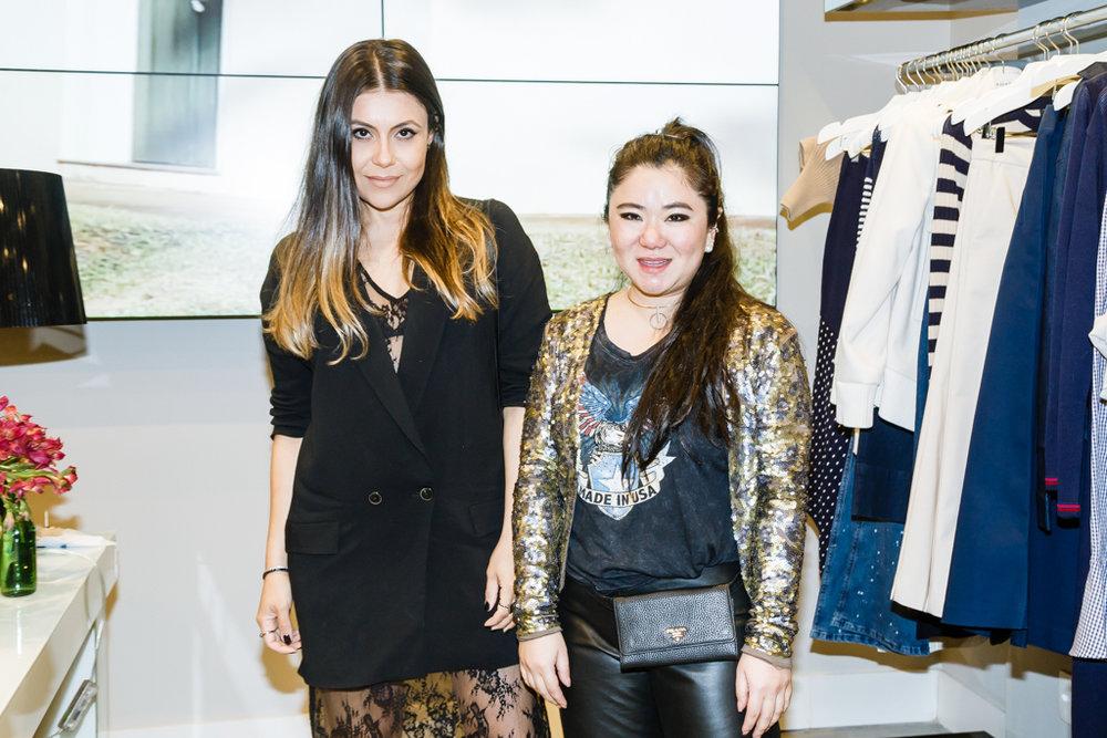 Camila Barbosa e Adriana Kanamura