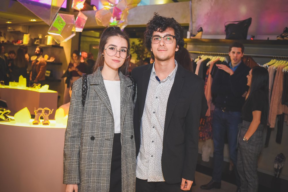 Marianna Tondolo e Phill Verás