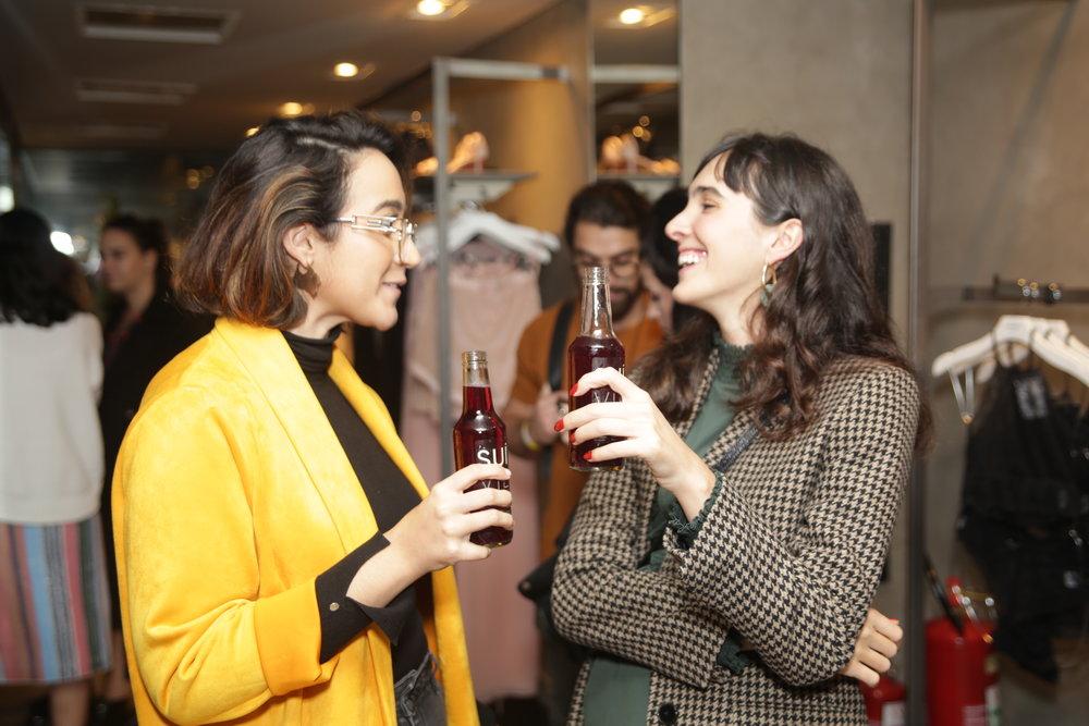Giulia Braide e Angelica Bucci