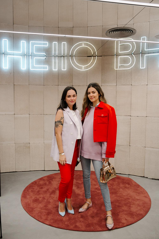 Mariel Dodd e Anna Barroso
