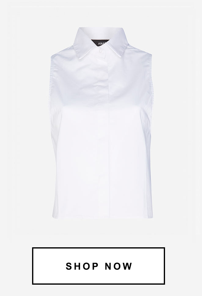 Camisa branca | 69% OFF