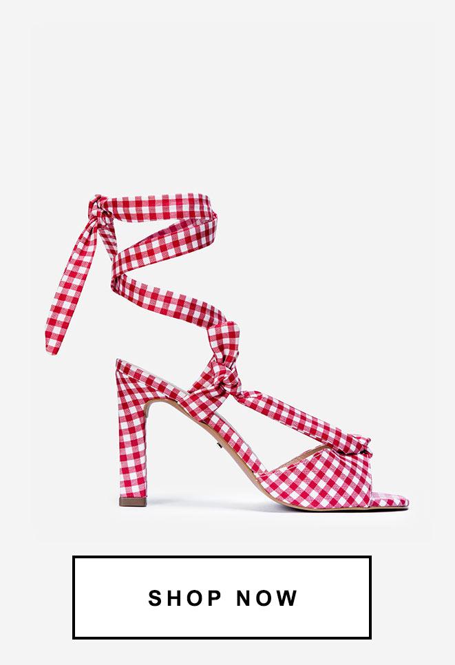 Sapato de vichy | 59% OFF