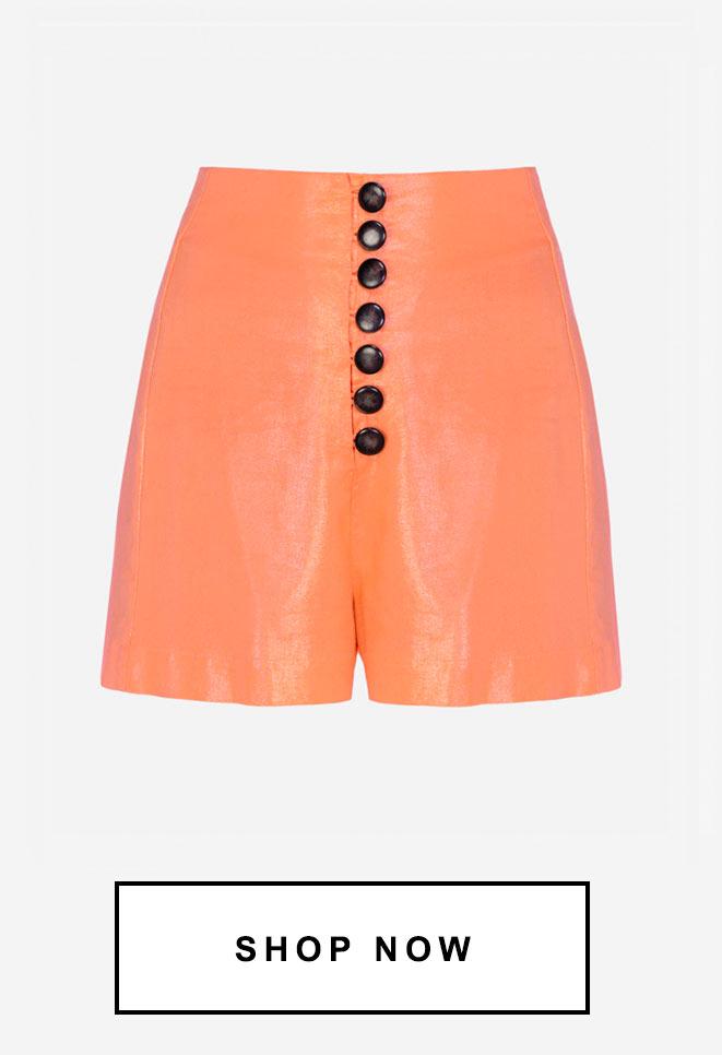 Shorts de linho | 30% OFF