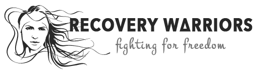 Recovery Warriors - B&W - Press Logo.png