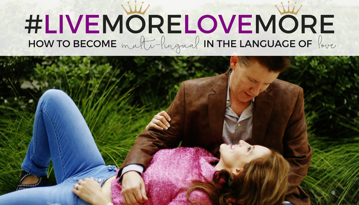 #LiveMoreLoveMore