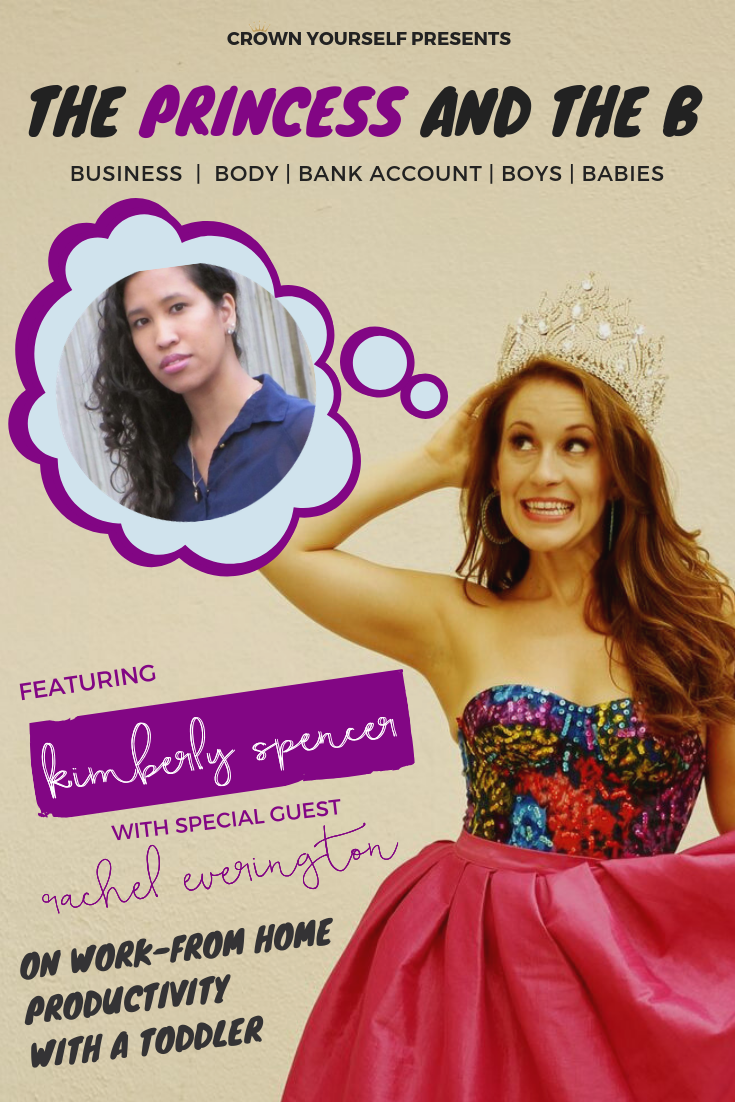 Rachel Everington - Ep.4 - The Princess and the B Podcast.png