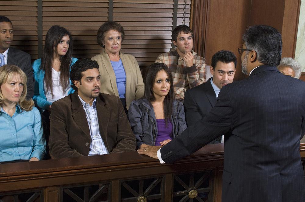 juror questionnaires