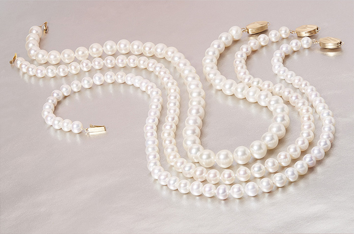TIMELESS   In a world full of trends, pearls will always remain classic. Honora has  Timeless  pearls for every woman, for any occasion. Never be dull.