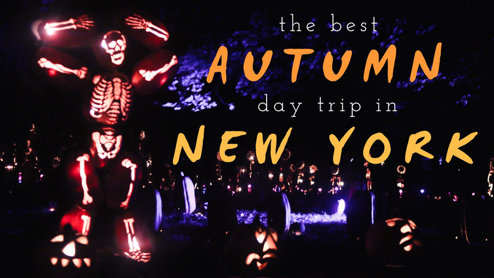The Best Autumn Day Trip in New York