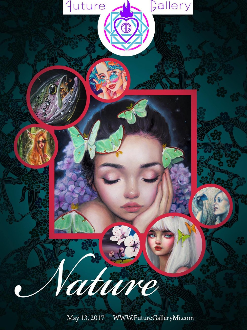 Nature - Future Gallery Presents