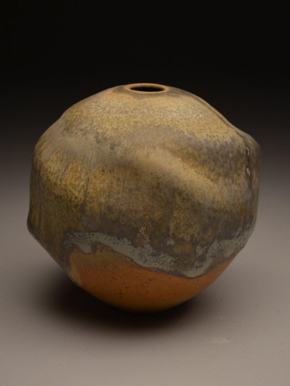 Lichen Vase