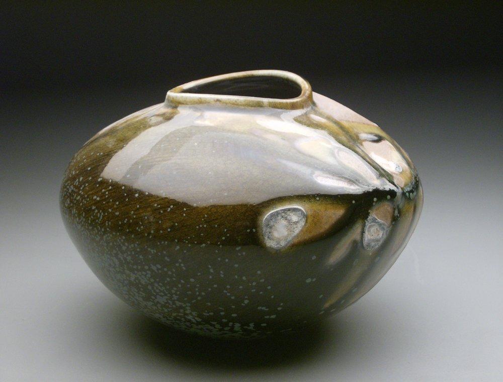 Side-Fired Vase