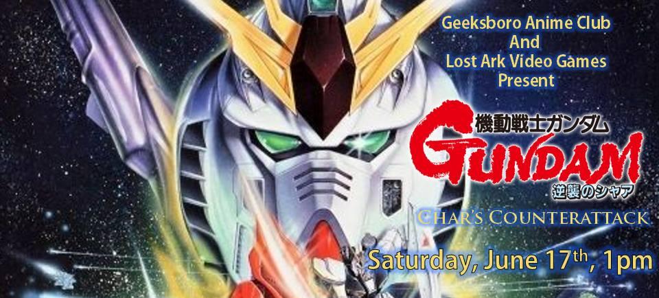 Gkso Anime Club And Lost Ark Present Char S Counterattack Geeksboro Battle Pub