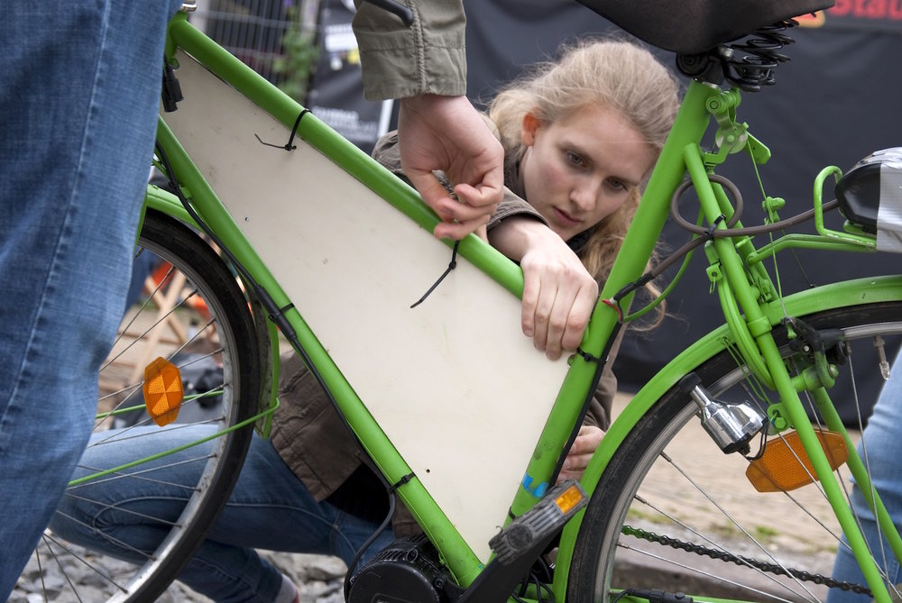 CycleHack Wuppertal 2015