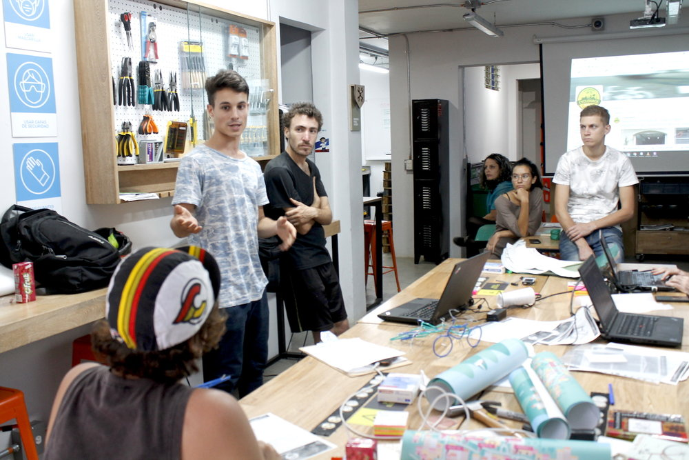 CycleHack Medellin 2016