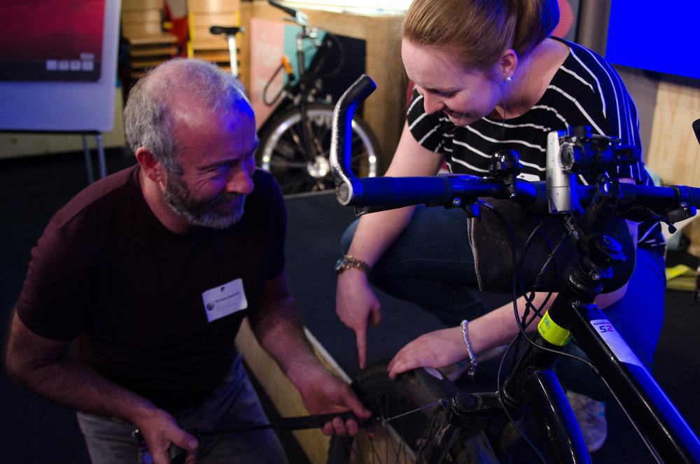 CycleHack Manchester 2016