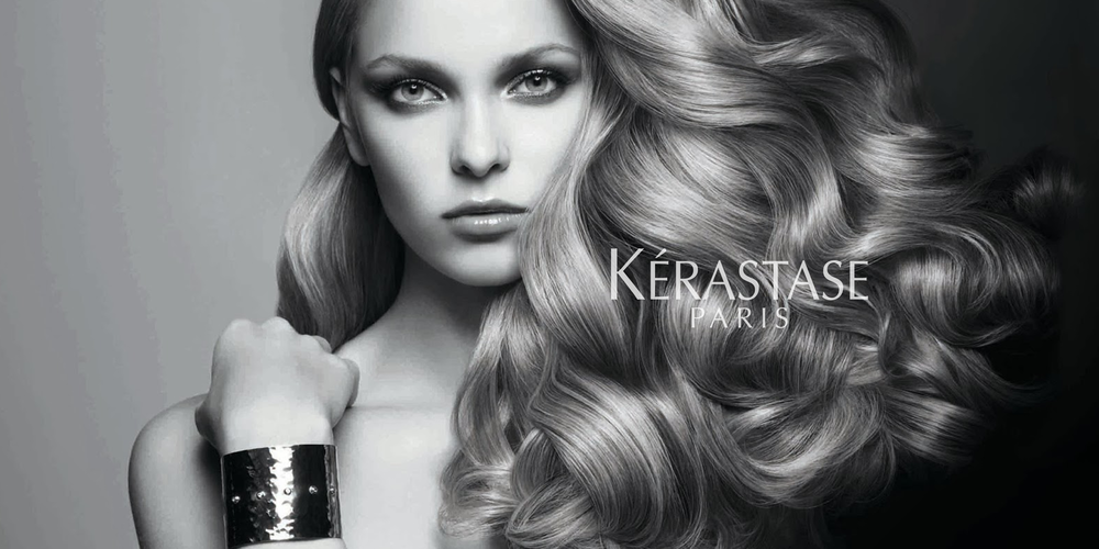 we are an official Kerastase provider.