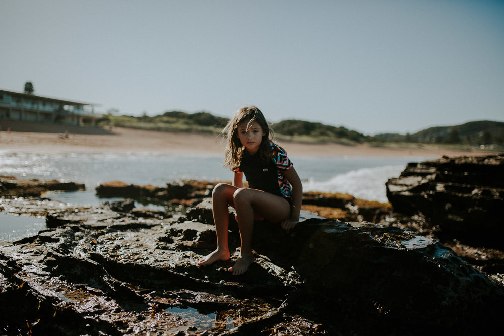 Avalon Beach | Family Photography