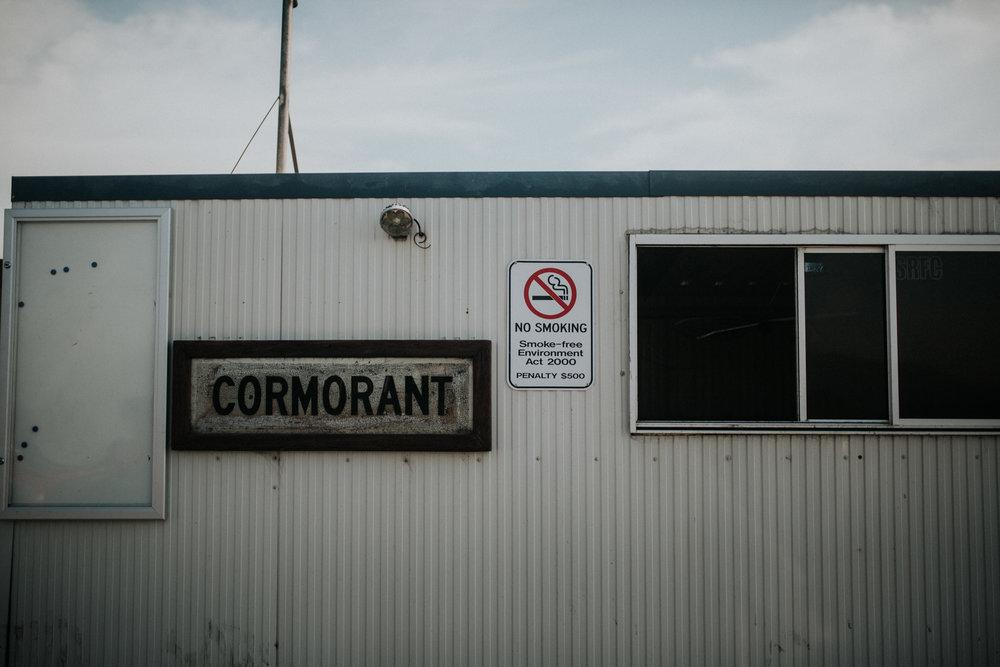 Comerong Island Ferry