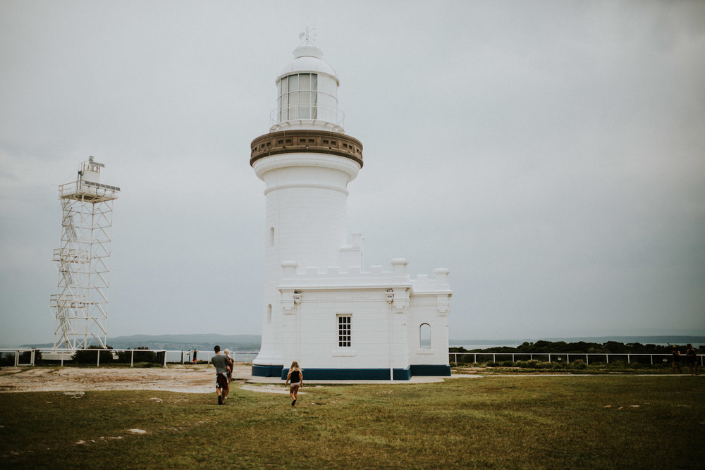 Beecroft Peninsula Lighthouse