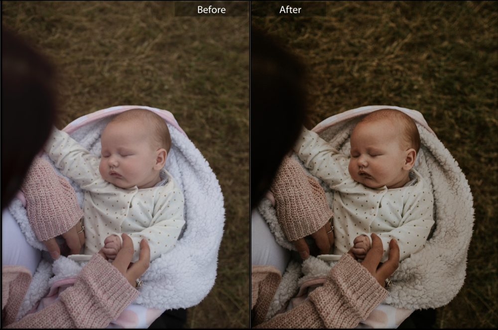 My Custom Presets - create rich tones, texture and softness to your images
