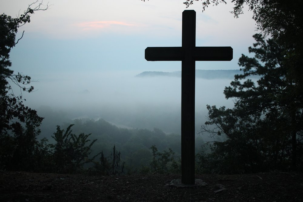 Salvation - Christ lived and died for your sins. He was buried. He rose again. We need to repent and believe on Him being the only sinless sacrifice for your sins.