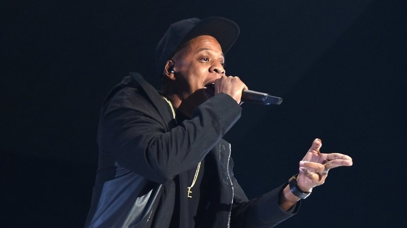 JAY-Z, shown performing at Barclays Center of Brooklyn Oct. 20, 2015, has released  4:44 , his first album in four years