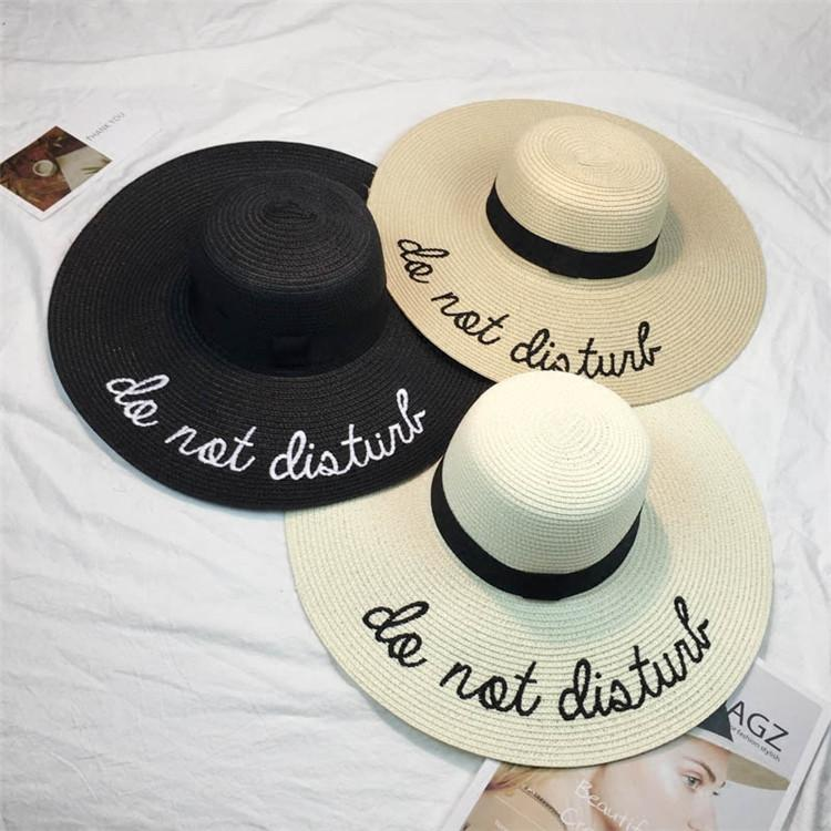 d7a359070b3 Womens Wide Brim Foldable Sun Hats   Do Not Disturb — MotorMouth Ent.
