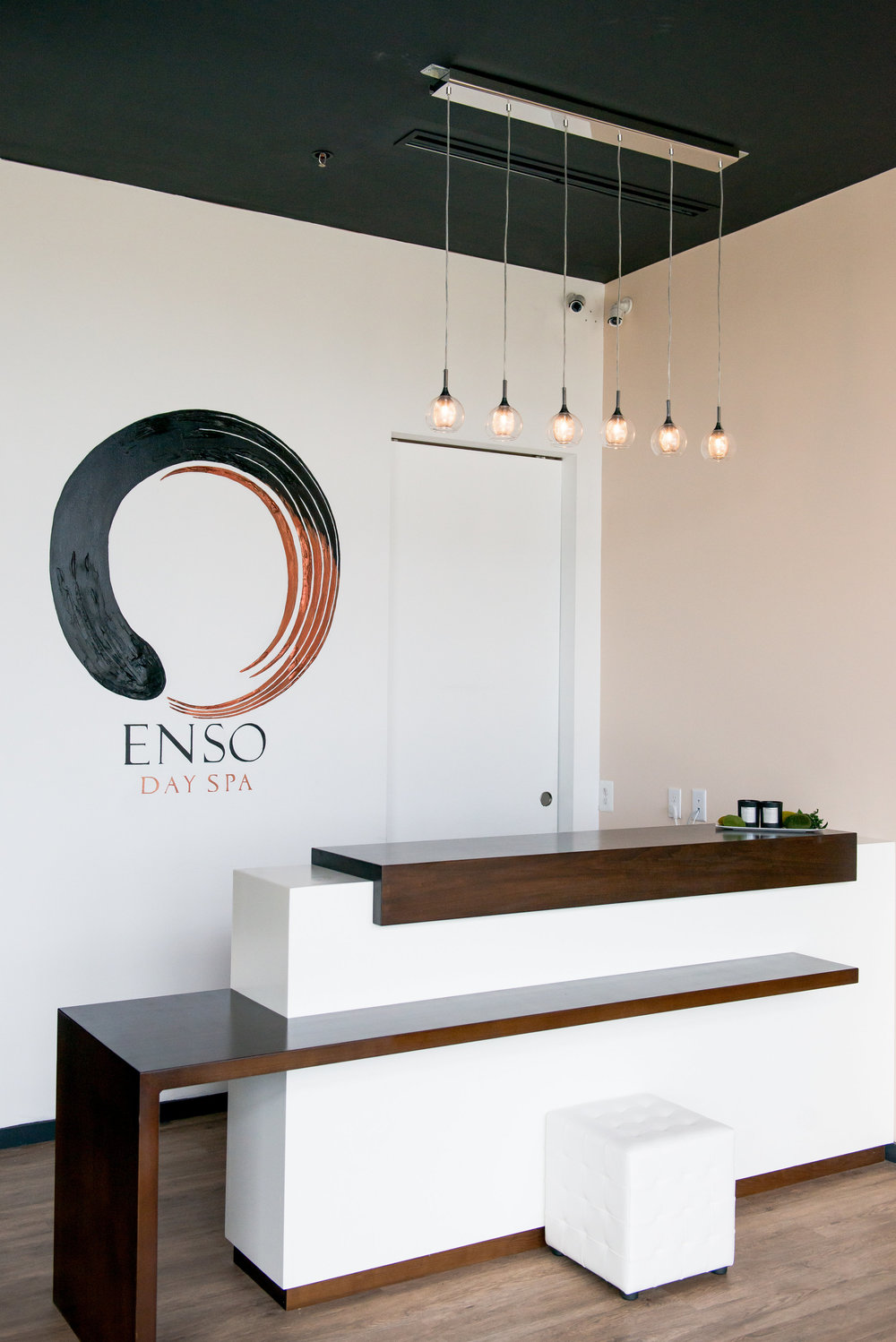 Enso Day Spa Reception Desk