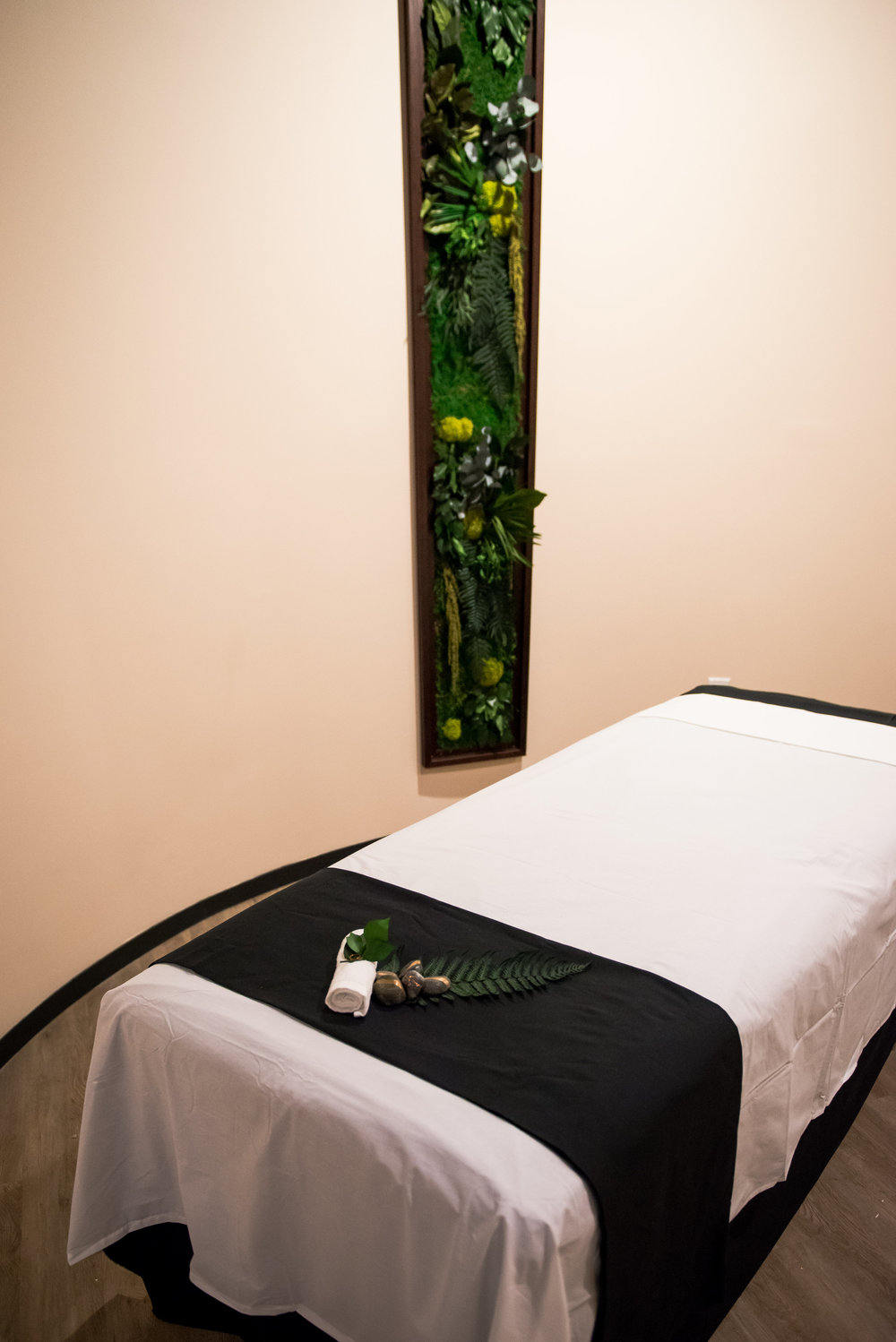 Enso Day Spa Signature Treatment Room