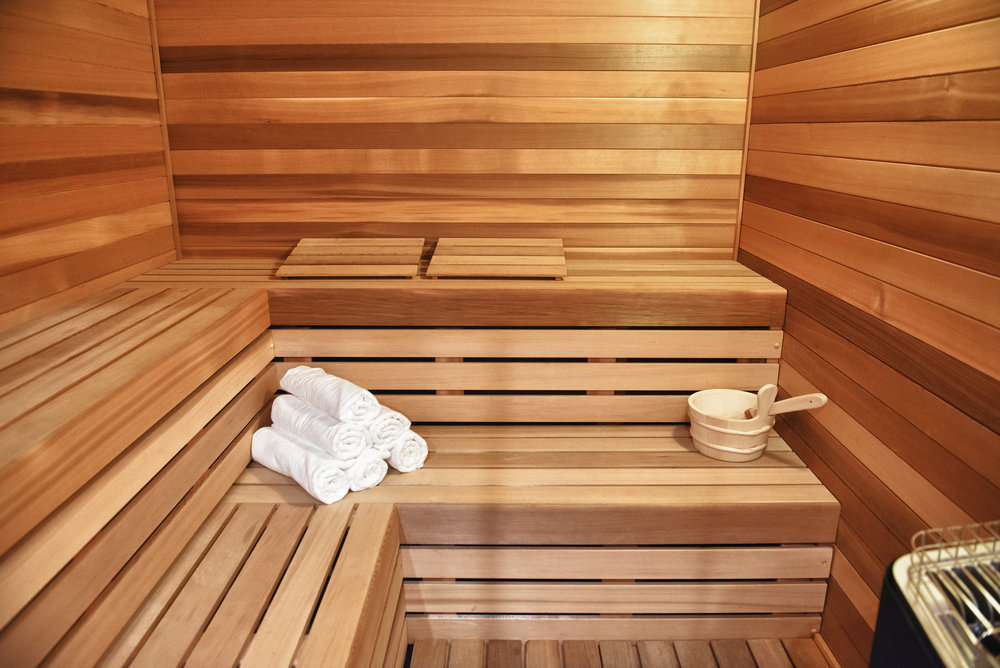 Enso Day Spa Sauna