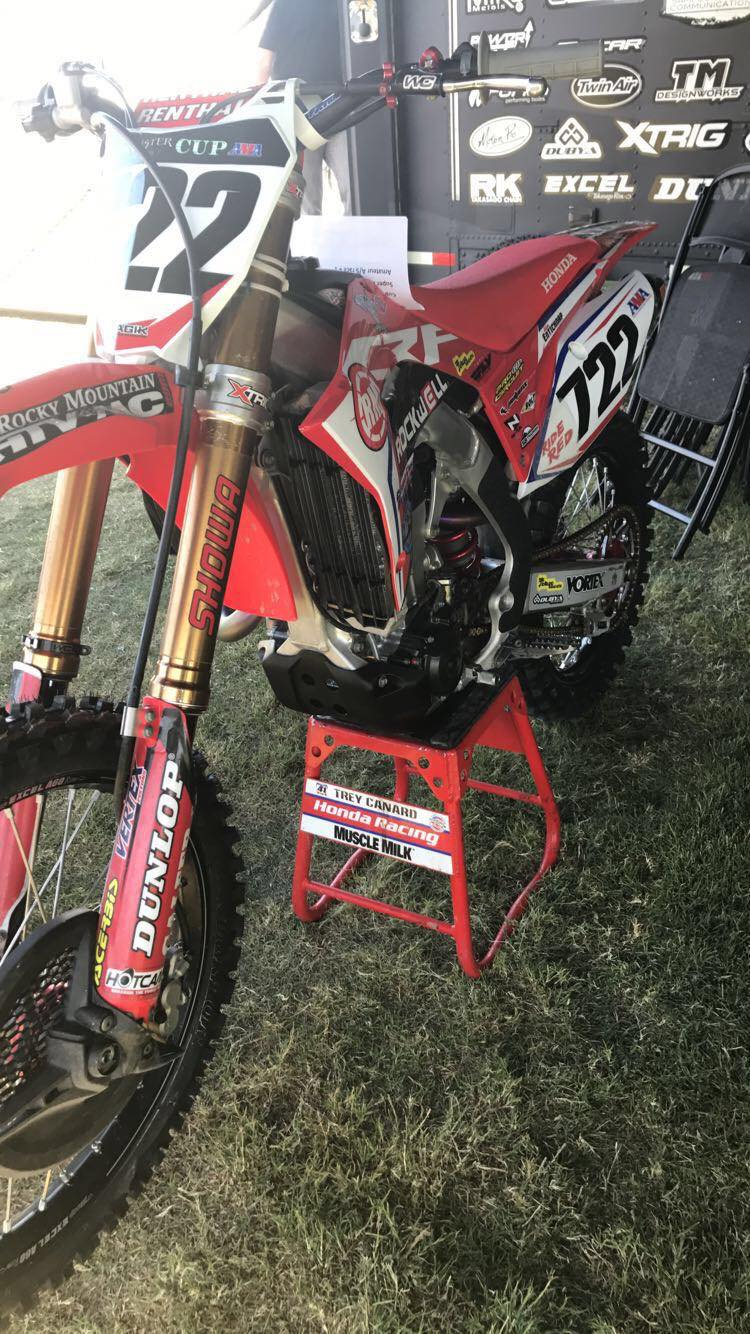 Top Pro SX and MX riders trust No-Toil on their high end bikes. When you're racing at these levels you leave nothing to chance, and No-Toil is up to the task. The best part is that they offer the same level of performance and durability to both Pros and weekend warriors.