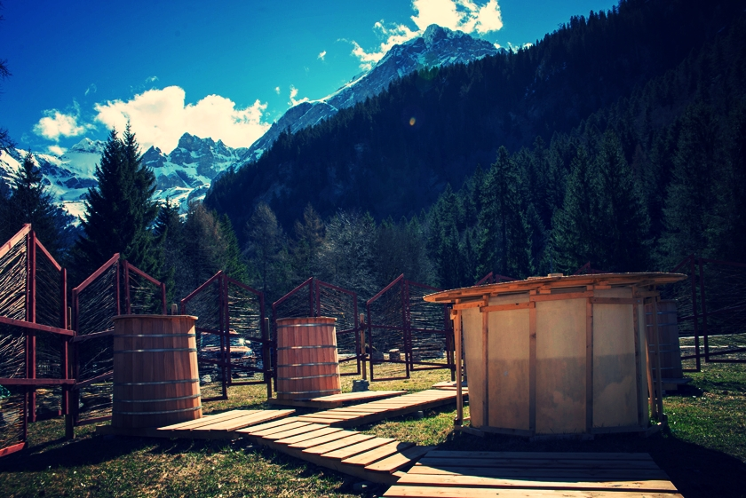 The Alpine Chakra Experience