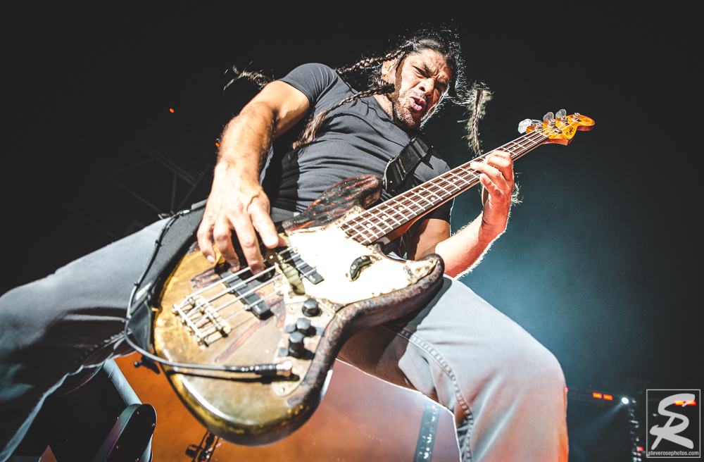 Robert Trujillo, Metallica