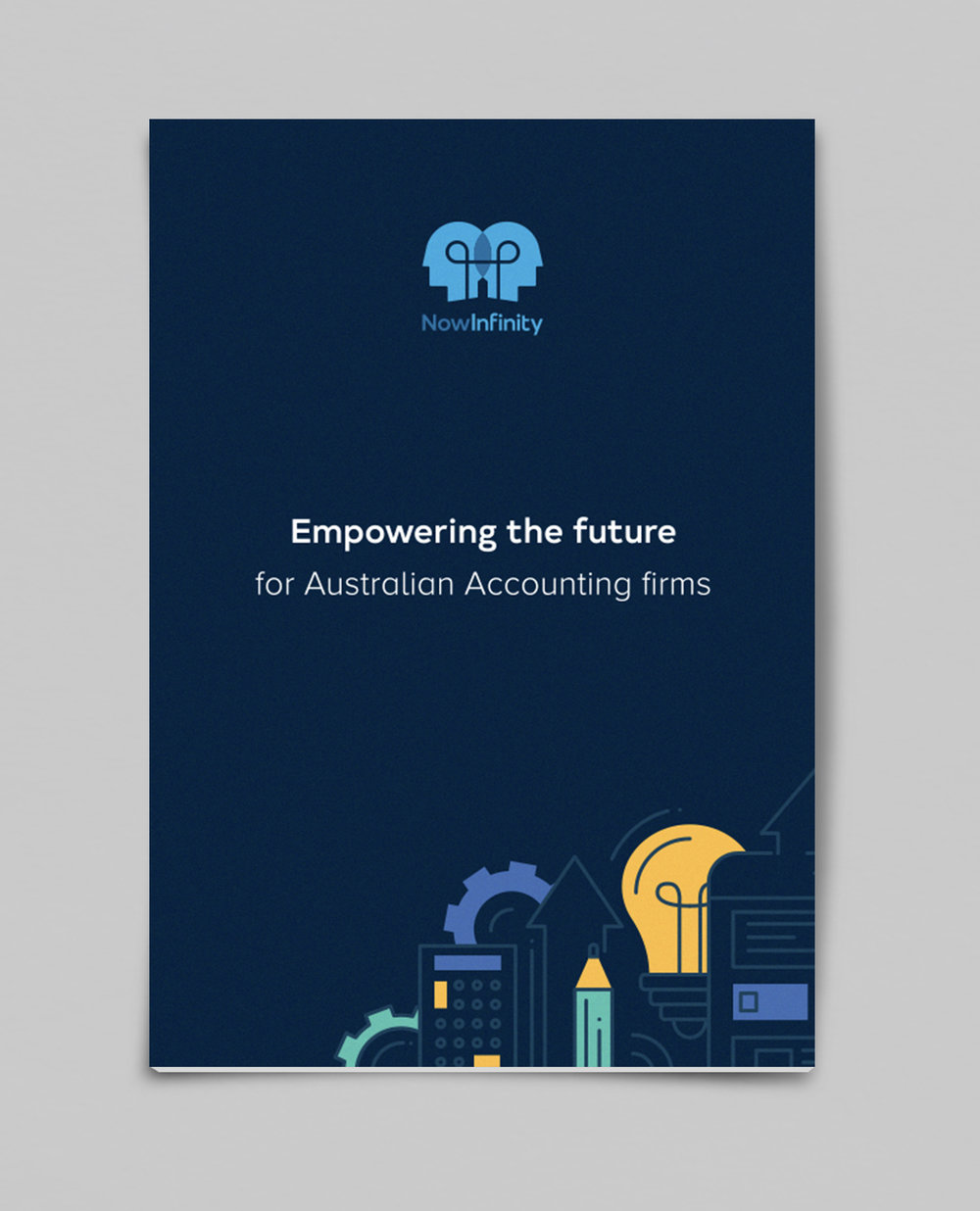 Product booklet cover