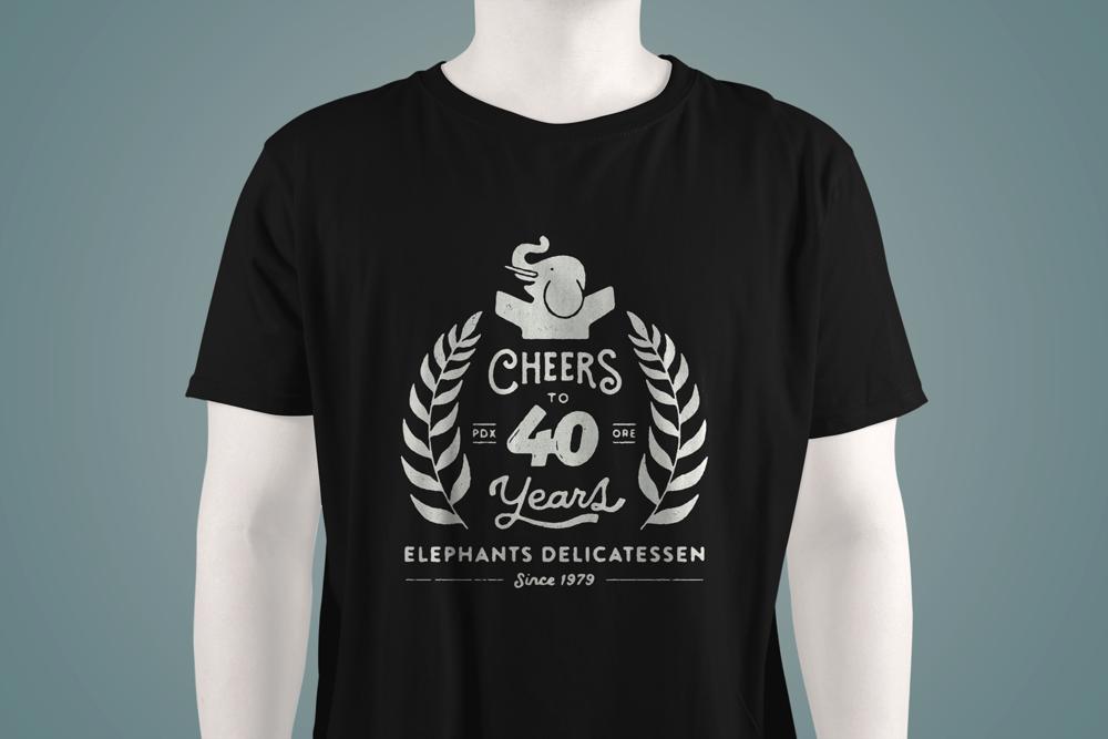 Employee T-shirt