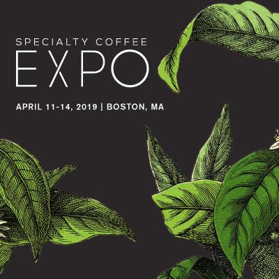 Specialty Coffee Expo - April 11-14, 2019Boston, MA, USA
