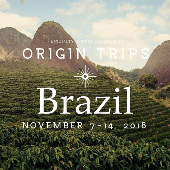 Origin Trip Brazil - November 7-14, 2018Belo Horizonte, Brazil