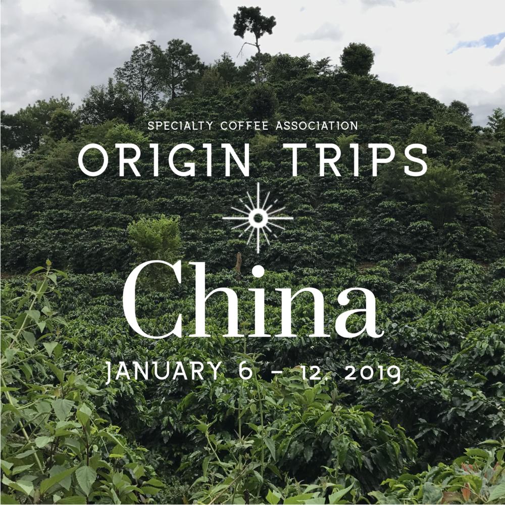 Origin Trip China - January 6-12, 2019Yunnan, China